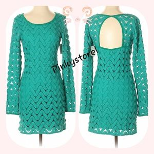 🍀NWT Free People Emerald Dress🍀
